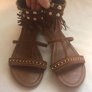 Women's Call it Spring moccasin style sandals! 7